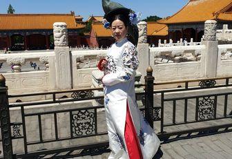 Carnets de Chine 4. Pékin, La Cité Interdite