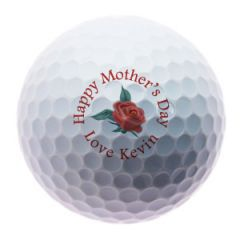 Personalised Golf Balls - Putting text or name on Golf Balls