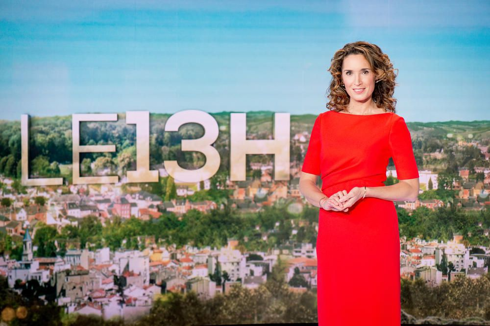 Marie-Sophie Lacarrau (© TF1/Christophe Chevalin)