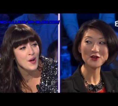 Vidéo - Fleur Pellerin en duo avec Nolwenn Leroy dans On N'est Pas Couché