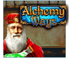machine a sous Alchemy Ways logiciel Red Rake Gaming