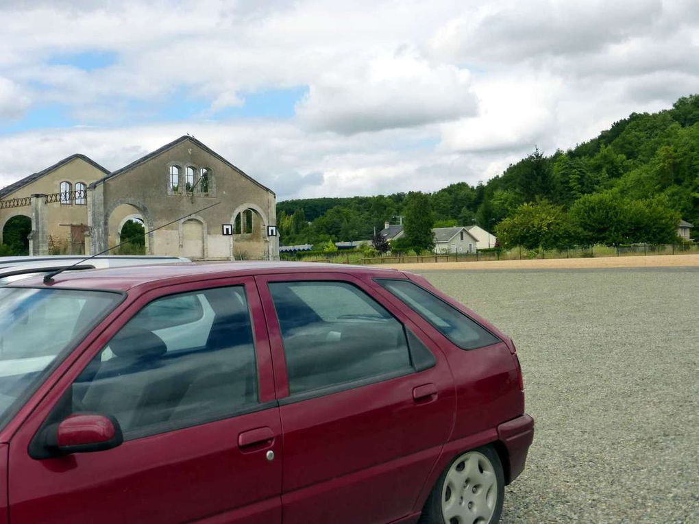 La signalisation et le parking
