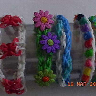 bijoux élastiques et bracelets paracorde