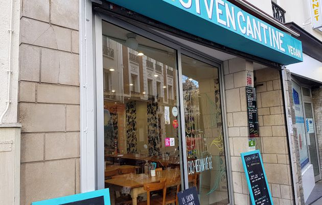 Given (Paris 20) : Mon aventure vegan