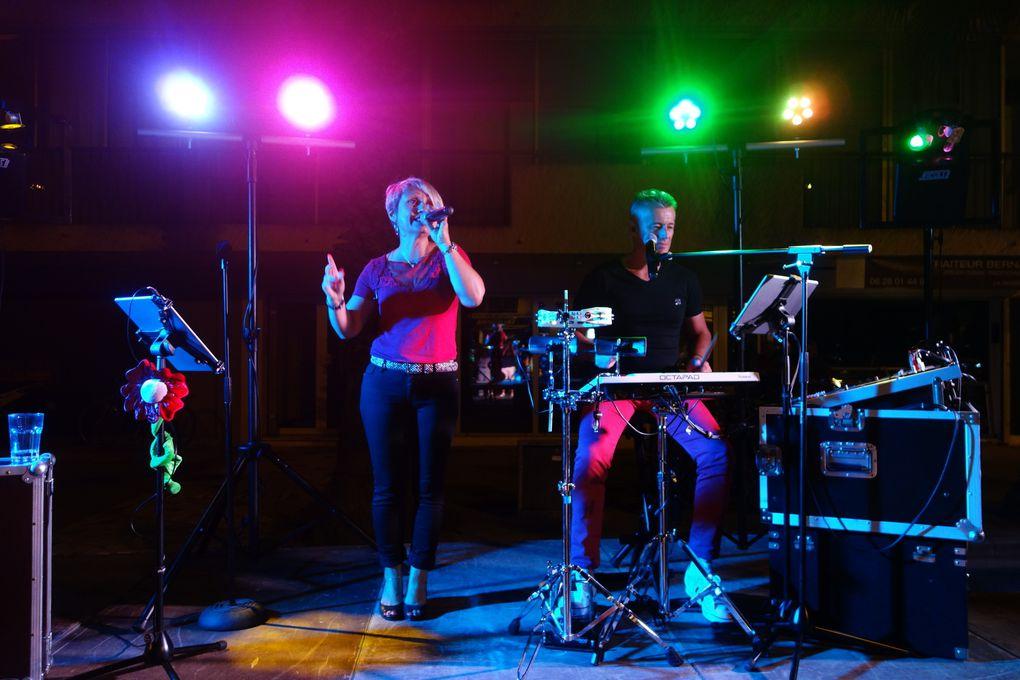 Groupe chanteur anniversaire Hérault 34