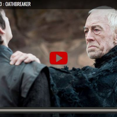 Game of Thrones Season 6 Episode 3 Oathbreaker