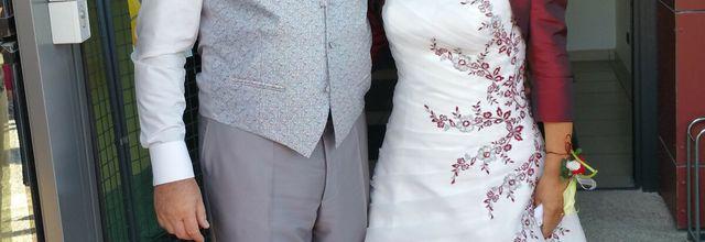 Anniversaire de mariage....