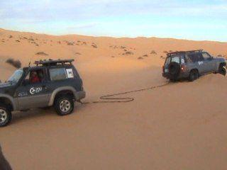 6eme serie videos raid reveillon libye 2010