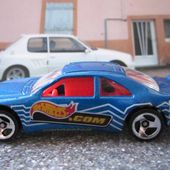 T-BIRD STOCKER 1997 HOT WHEELS 1/64 - car-collector.net