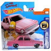 THE SIMPSONS FAMILY CAR HOT WHEELS 1/64 - car-collector.net
