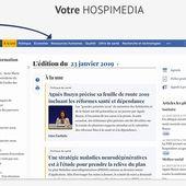 HOSPIMEDIA, l'actualité des territoires de santé