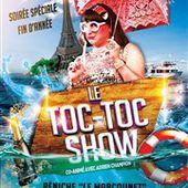 Le Toc-Toc Show de Martine Superstar vous mène en bateau ! - Péniche Le Marcounet | BilletReduc.com