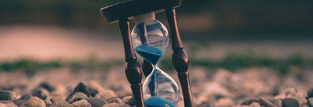 Le Temps coule