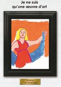 "Livres & Co a lu ""Je ne suis qu'une oeuvre d'art"" de Nadine Groenecke"