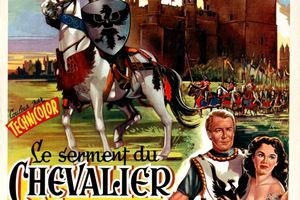LE SERMENT DU CHEVALIER NOIR (The Black Knight)