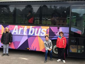 L'Art Bus a fait escale à l'EREA