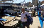 L'agence Crouzet Sorbac et associés au Yachting Festival de Cannes