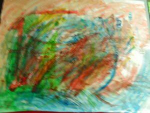 Nos peintures abstraites