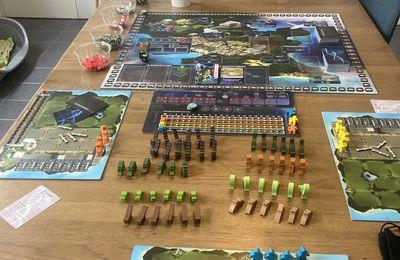 Dinogénics = Jurassik Park ?! - Ninth Haven Games