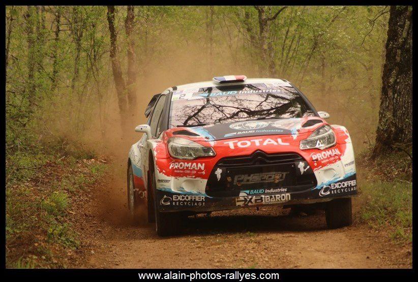 Rallye Castine Terre D'Occitanie 2019