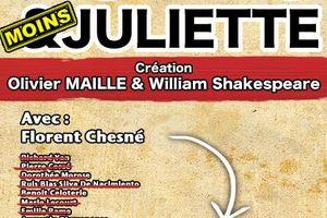 Roméo moins Juliette au Théâtre de l'Observance #OFF16