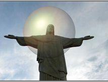 RIO de Janeiro - Corcovado, le Christ rédempteur
