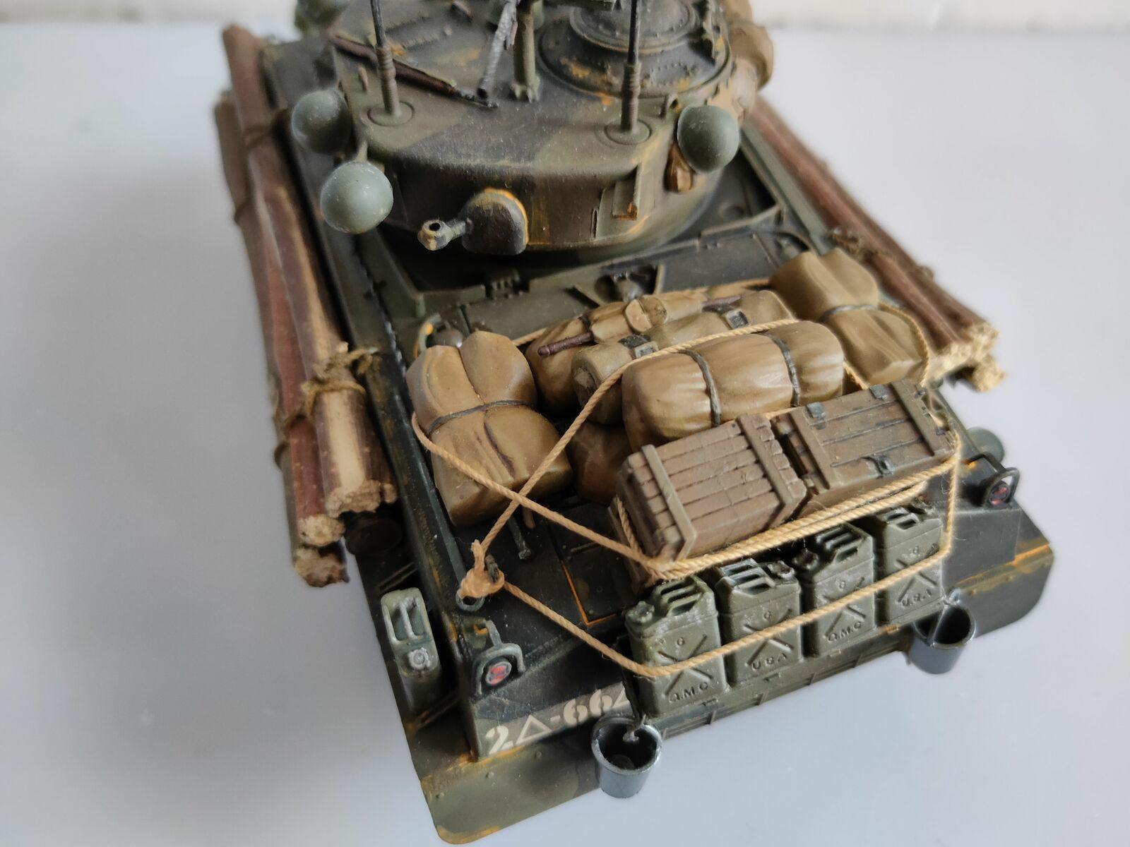 """SHERMAN   M4A3E8  """" FURY """""""