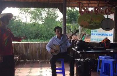 Petite musique au bord du Mékong