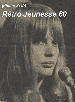nicole nevers, une chanteuse québécoise des années 1960 qui eut le temps d'enregistrer deux 45 tours en tout pour tout