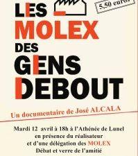 """Licenciements des """"Molex"""" invalidés!"""