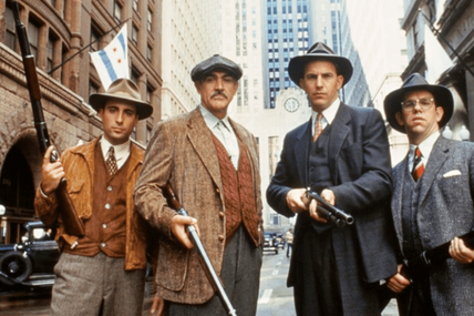 Les incorruptibles, Kevin Costner et Sean Connery en pleine prohibition