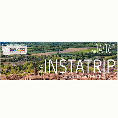 Haute-Garonne Tourisme lance son 1er Instatrip Europe du 14 au 16 juin