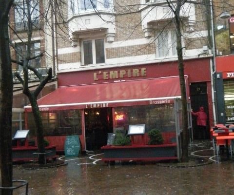 L'instant néerlandais du jour (2018_04_26): Babbelcafé op het terras? Dat is de vraag