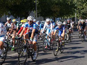 Tour de Vendée 2016 : Fontenay le Comte ville départ