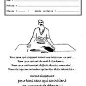 Carnet de relaxation - Le Bateau Livre