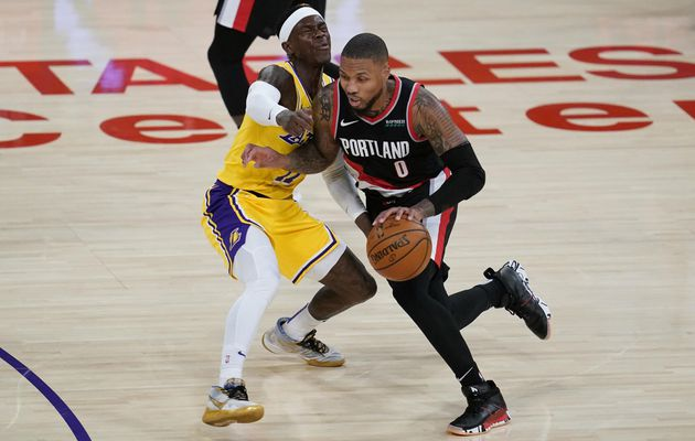 Les Lakers surpris par les Blazers au Staples Center