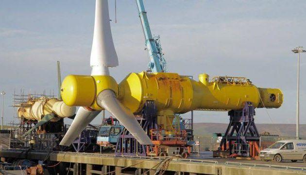Les Hydroliennes arrivent, elle promettent une production d'électricité stable et permanente, mais elle sera transportée comment ?