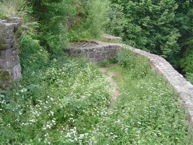 Diaporama château de Wegelnburg à Nothweiler