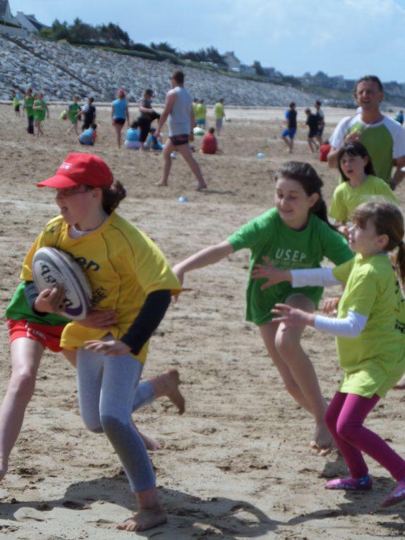 Album - USEP-rugby-plage