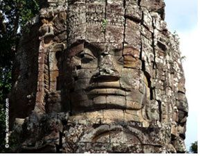 Temples d'Angkor (Sieam Reap - Cambodge)