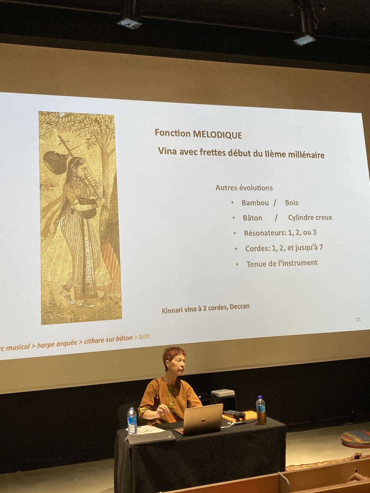 Anthropologie historique des arts nomades (séminaire d'ethnoscénologie 2020-2021. EHESS-Paris)