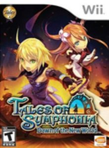 TOP wii Tales of Symphonia : Dawn of the New World