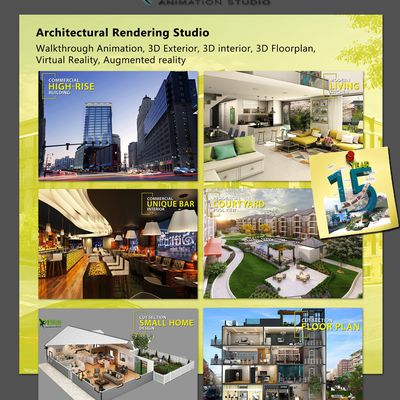 Top 5 Ways to Woo Your Clients with 3D Architectural Rendering – Yantram Architectural Design Studio