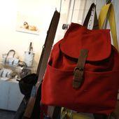 Jeu concours 5 ans 5 sacs J2 : le sac à dos Brussels 19 - C-Oui by Lucie