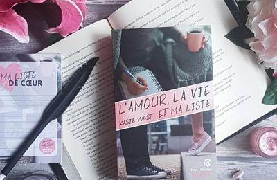 L'amour, la vie et ma liste - Kasie West