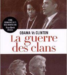 Obama vs Clinton, la guerre des clans