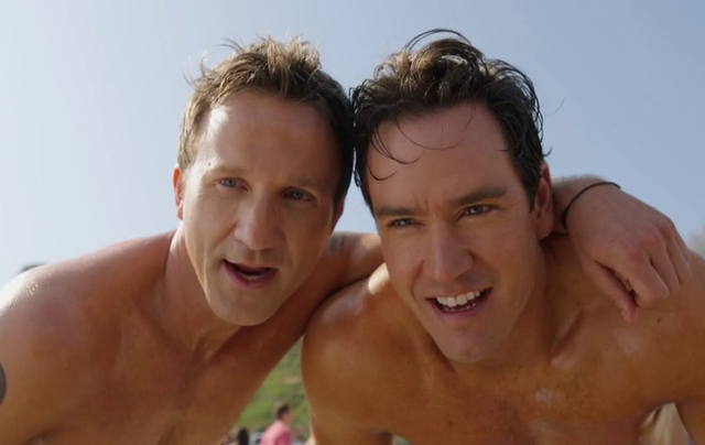 Critiques Séries : Franklin & Bash. Saison 3. Episode 3. Good Lovin'.