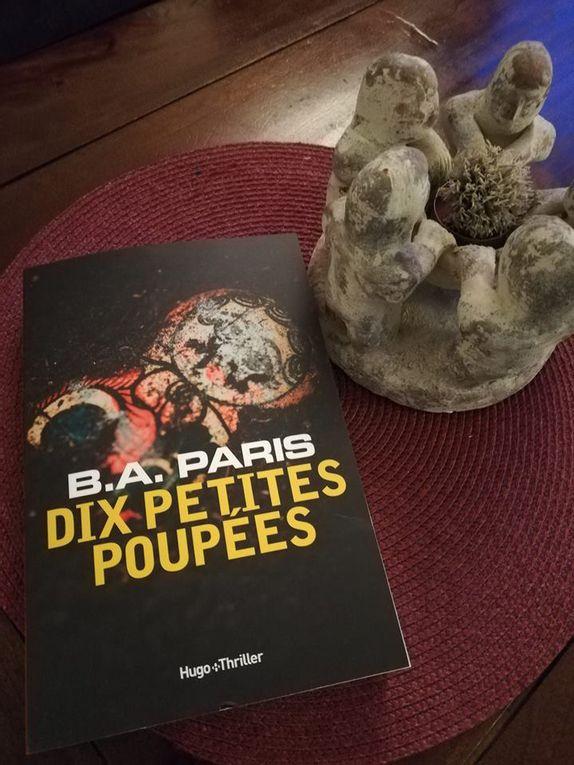 Dix petites poupées - de B.A. PARIS