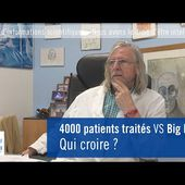 4000 patients traités VS Big Data : qui croire ?