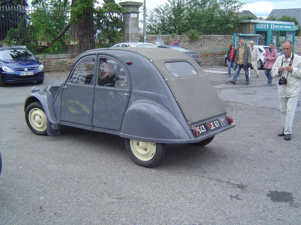 Album - Rallye International du Pays Fougeres, 4 Mai 2012